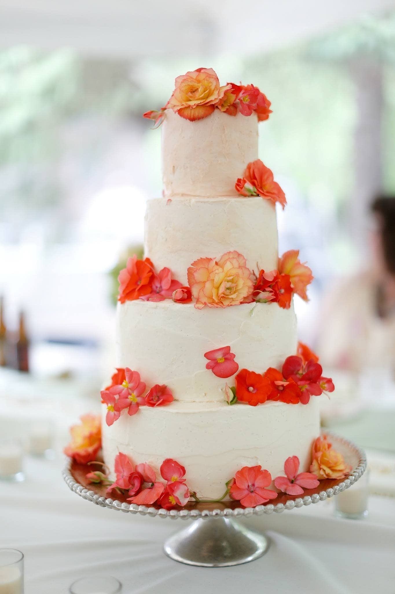 Appetites Making Wedding Cakes With Love Mpr News