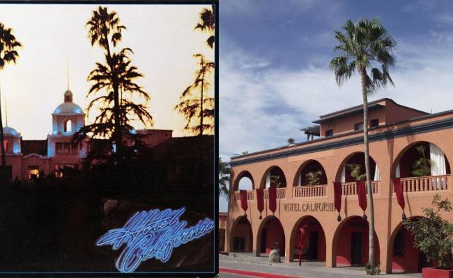 The Eagles Henley Says Hotel California Isn T About A