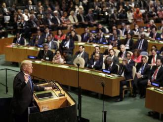 Image result for Trump & U.N.