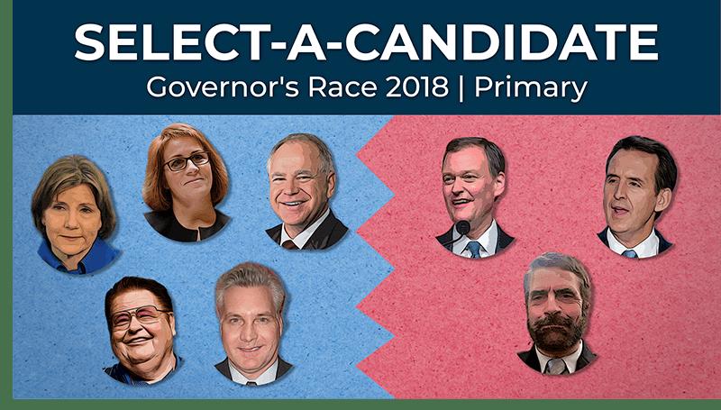quiz which gubernatorial candidate