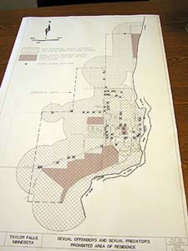 Sex Offender Registry Mn Map : offender, registry, Offender, Ordinances, Considered, Across, State