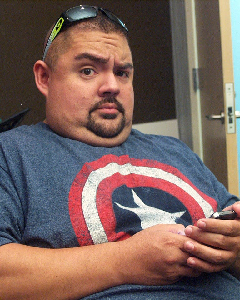 Fat Mexican Comedian : mexican, comedian, Fluffy', Gabriel, Iglesias, Talks, About, Bringing, Comedy, Screen