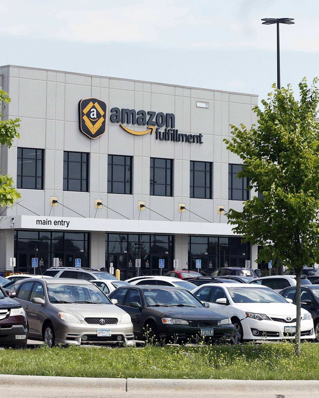 Amazon Mkc6 : amazon, COVID-19, Spread, Amazon, Eagan, Warehouse, Scares, Workers