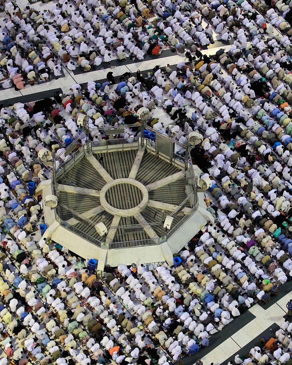 What Direction Do Muslims Pray : direction, muslims, Salat?, Daily, Prayer, Islam