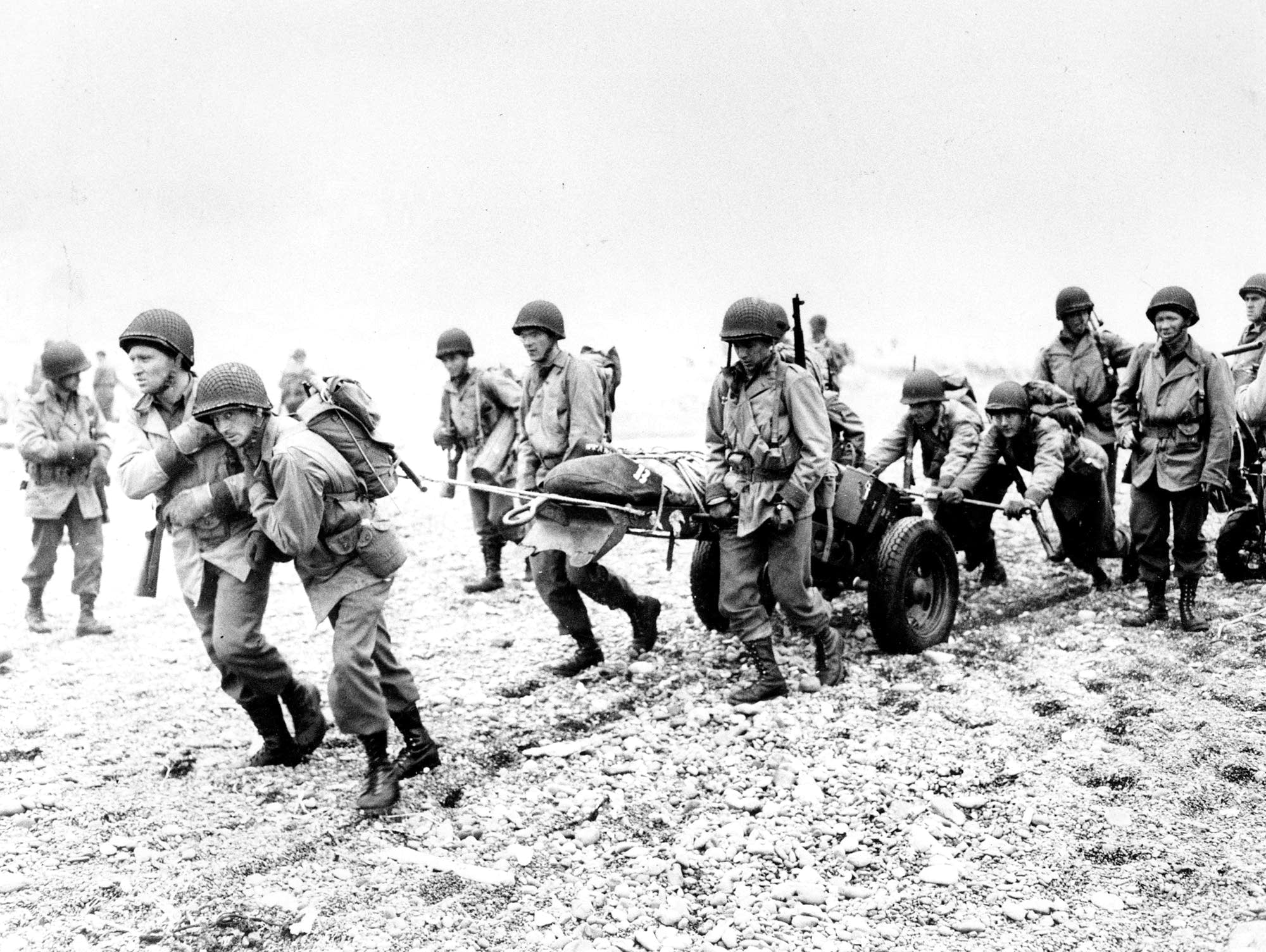 75 years later, soldiers recall carnage of Alaska WWII