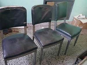 Vendo mesas y sillas para escuela usadas en  Posot Class