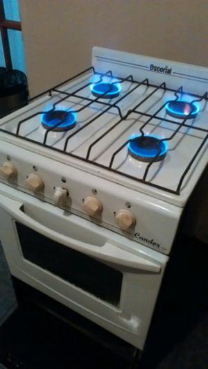 Cocina escorial de 4 hornallas la plata  Posot Class