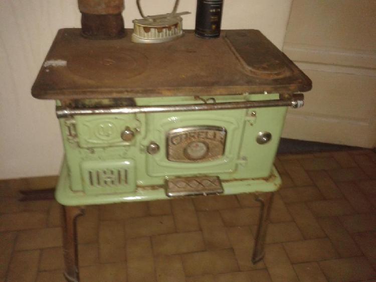 Cocina antigua a lea marca tamet  Posot Class
