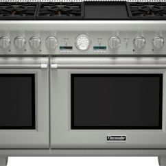 Kitchen Aid Cooktop What To Use Clean Wood Cabinets 燃气厨房灶具 Prl486jdg Thermador
