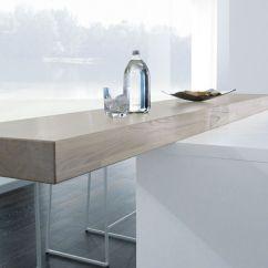 Kitchen Counter Hood Fans 厨房柜台 木质 直线型 Next125