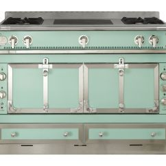 Lowes Kitchen Stoves Bimby Robot 燃气厨房灶具 电动 混合型 不锈钢 Le Chateau 120 La Cornue