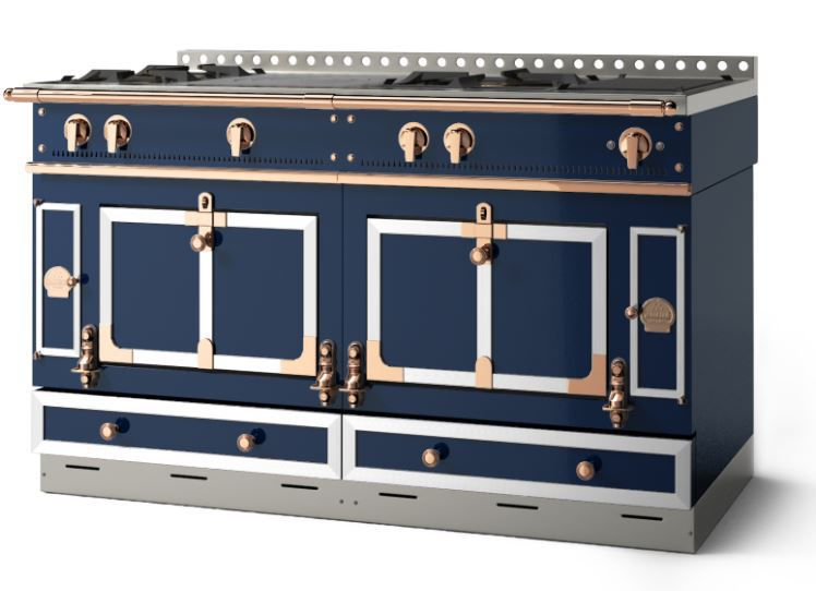 lowes kitchen stoves canisters sets 混合灶 燃气 电动 le chateau 150 la cornue