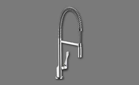 axor kitchen faucet design for a small space 镀铬调温水龙头 厨房 单孔 可旋转龙头 hansgrohe citterio