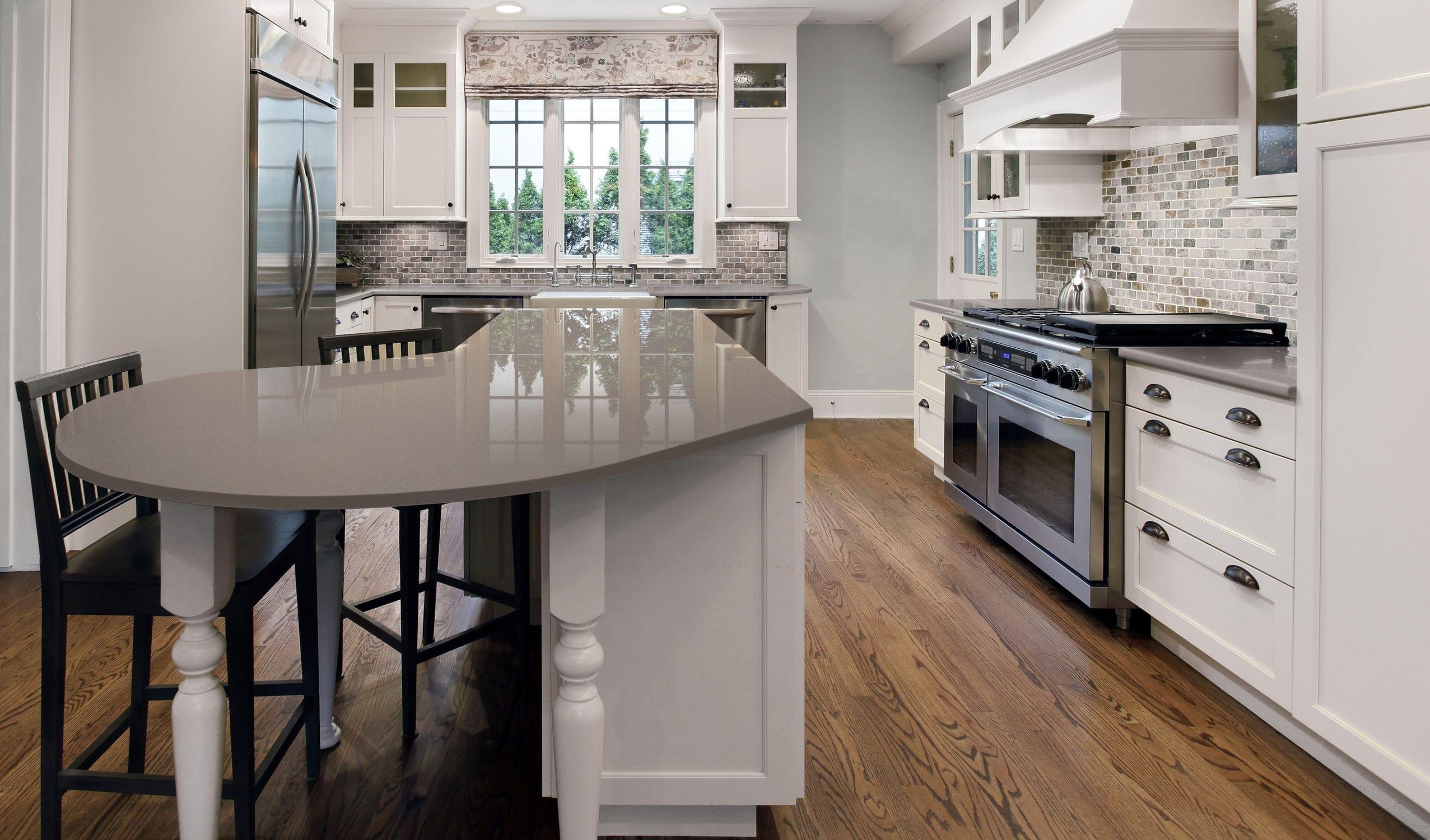 brown kitchen sink cow 复合材料厨房台面 厨房 棕色 lumina cosentino