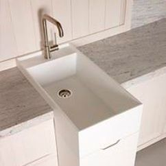 Corian Kitchen Sinks Sink Faucets 单槽厨房水槽 可丽耐 Arkadia Dica