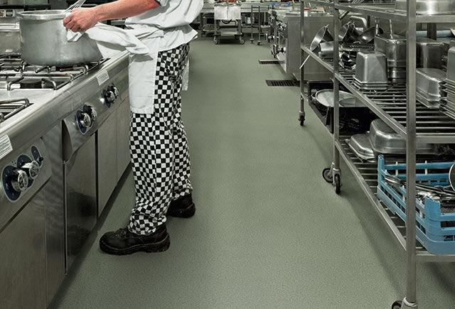 kitchen vinyl floor tiles exhaust fans home depot 乙烯基地面 商业 卷式 光滑 polysafe apex polyflor