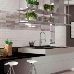 Ceramic Kitchen Tile Aid Grills 厨房瓷砖 墙面 陶瓷 矩形 Liverpool Ceramica Gomez