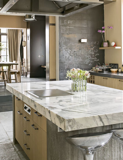 kitchen counter tops shallow sink 大理石厨房台面 厨房 classic van den weghe