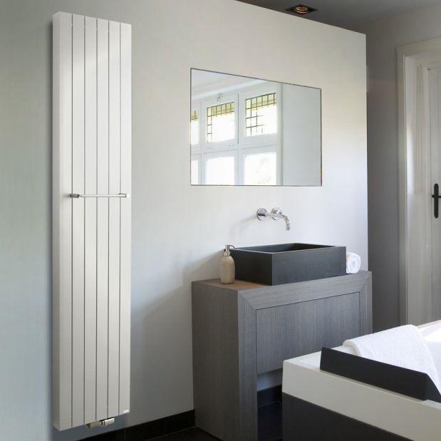 熱水毛巾架散熱器 - ZAROS V100 / V75 - VASCO - 電動 / 金屬 / 現代風格