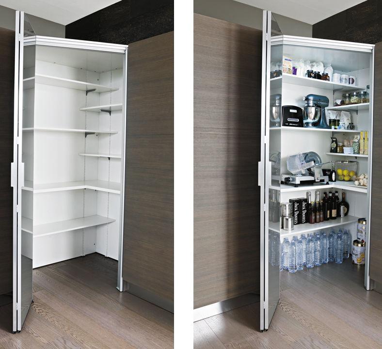 kitchen aid cabinets bowls 现代风格厨房收纳柜 木质 walk in larder units dibiesse