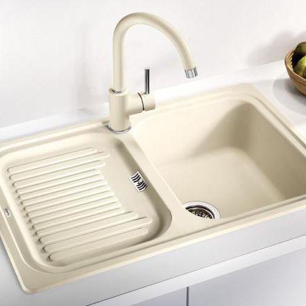 compact kitchen sink ikea cart 单槽厨房水槽 复合材料 带有沥水架 classic 45 s blanco gmbh co kg