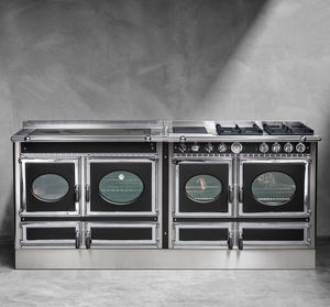 electric kitchen stove cabinets west palm beach 传统风格厨房灶具产品信息 经销网络 建筑和设计产品制造商 archiexpo 燃气灶 电动 混合型 木材
