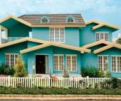 paint colours for exterior walls