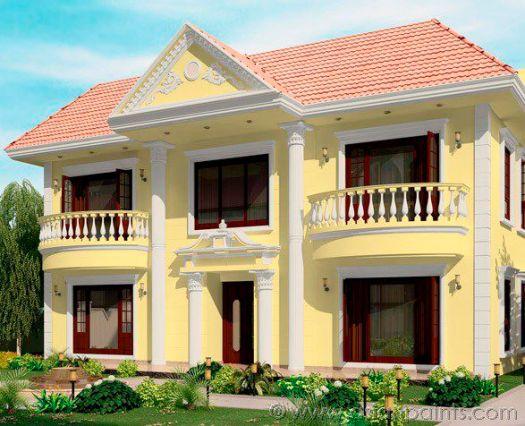 Asian paints exterior colour combination catalogue home - Asian paints exterior colours catalog ...