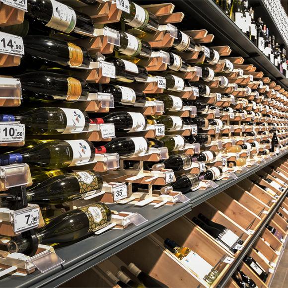 commercial wine rack la fortezza s p a