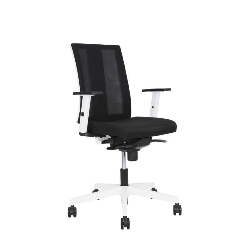 xenium swivel chair owl high contemporary office on casters star base with armrests navigo by oscar buffon