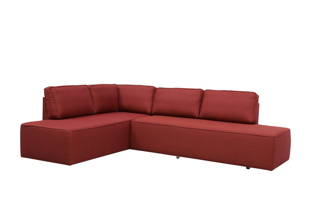 corner sofa bed new york bright colored covers contemporary leather luonto furniture