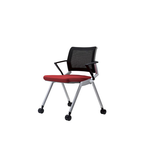 contemporary office chairs high end living room chair with armrests upholstered on casters city