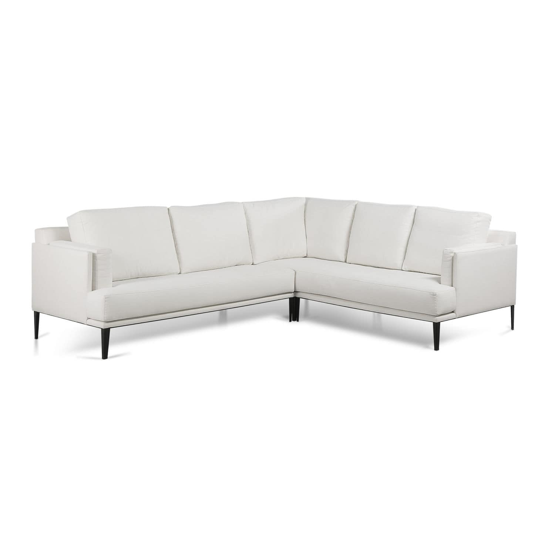modular sofa toronto ormos corner contemporary fabric
