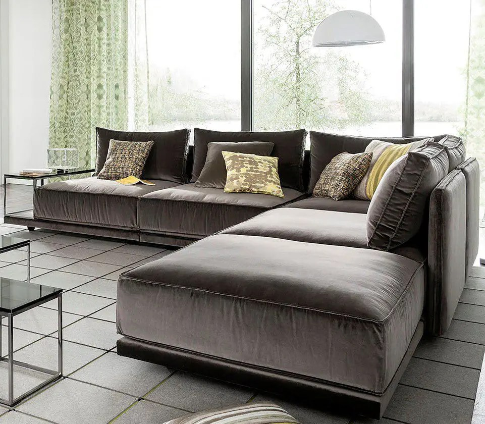 modular sofa cube lounge
