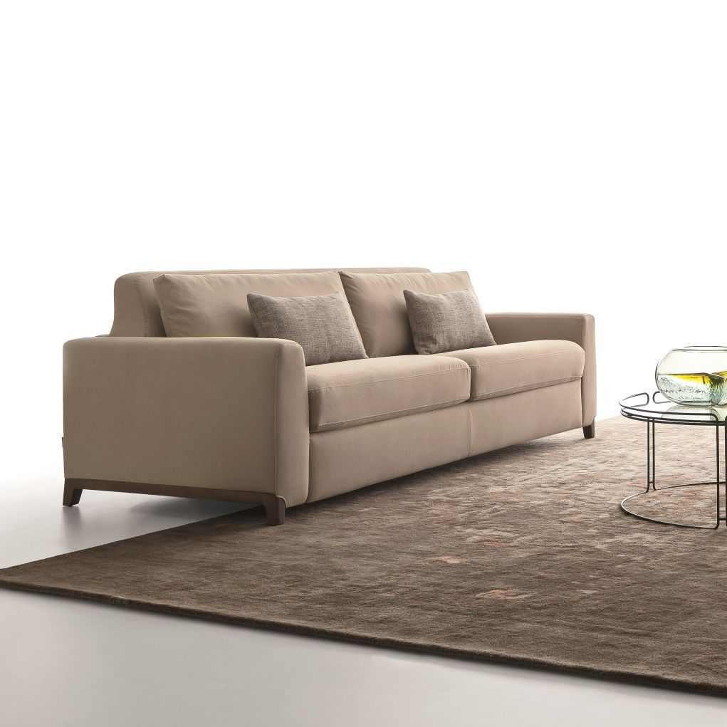 moods 3 seater leather sofa bed cheers motion contemporary fabric good mood by spessotto agnoletto