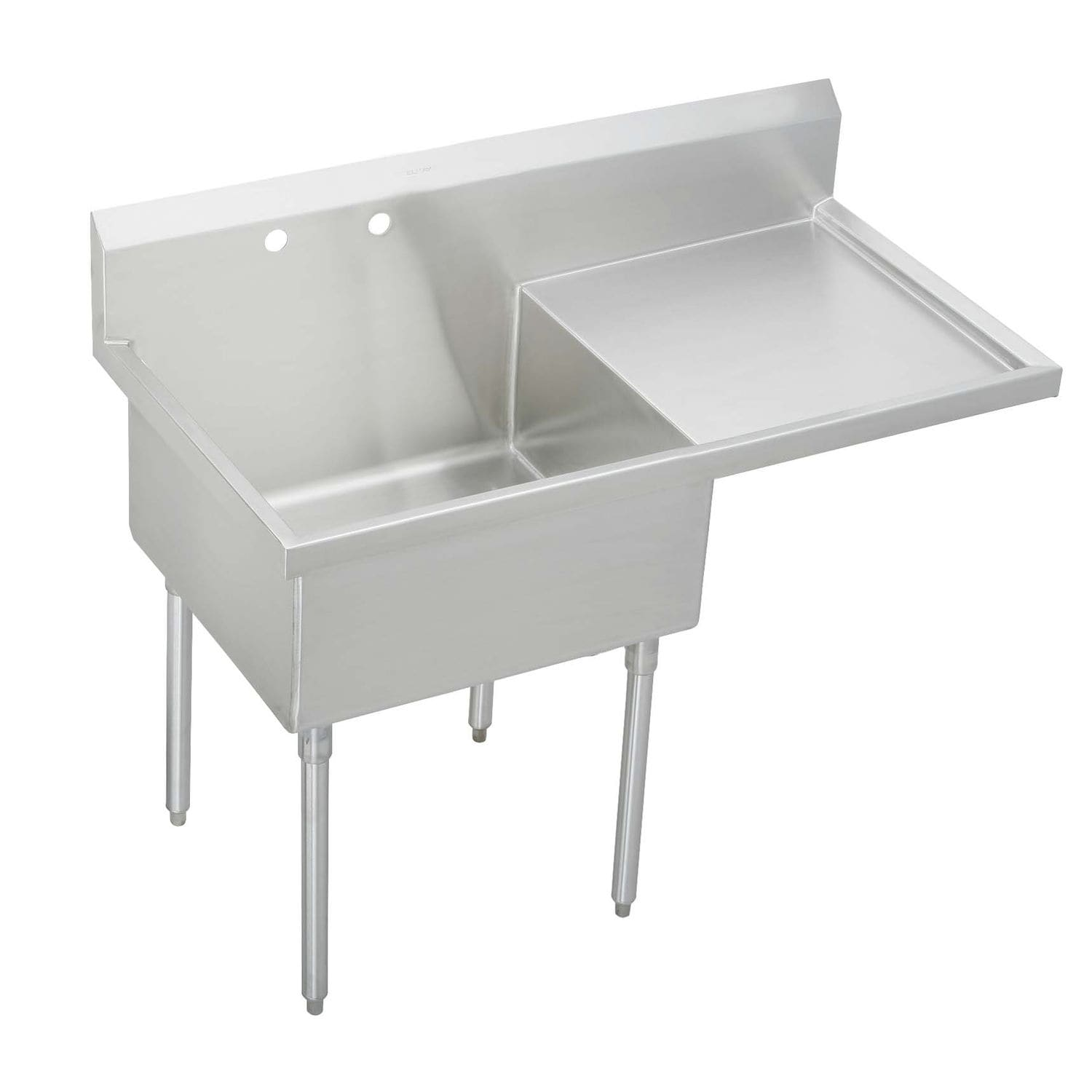 commercial kitchen sink professional supplies cabinet with legs for kitchens wnsf8136r