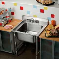 Commercial Kitchen Sink Cork Floor Cabinet With Legs For Kitchens Rnsf8118