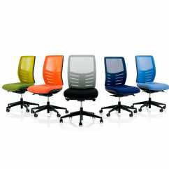 Swivel Chair Operations Hanging Reading Nook Contemporary Office Armchair Mesh On Casters Em46