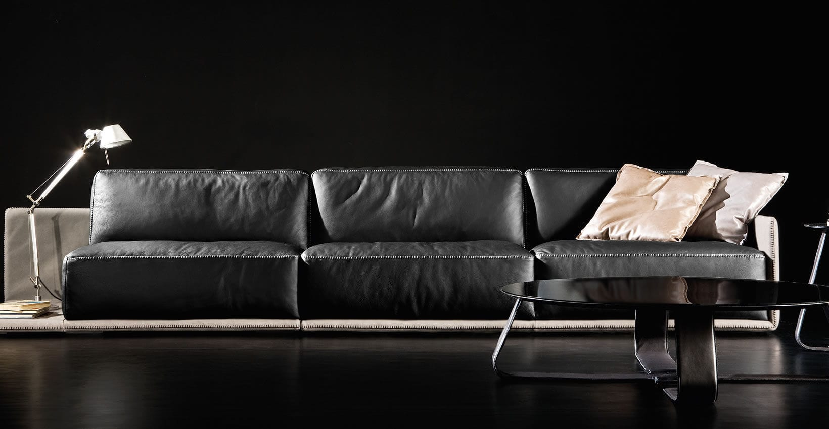gamma sofas ikea kivik leather sofa uk modular contemporary 3 seater border