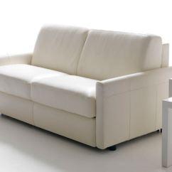 Rialto Sofa Bed Mattress Cover Contemporary Leather Fabric Rosini