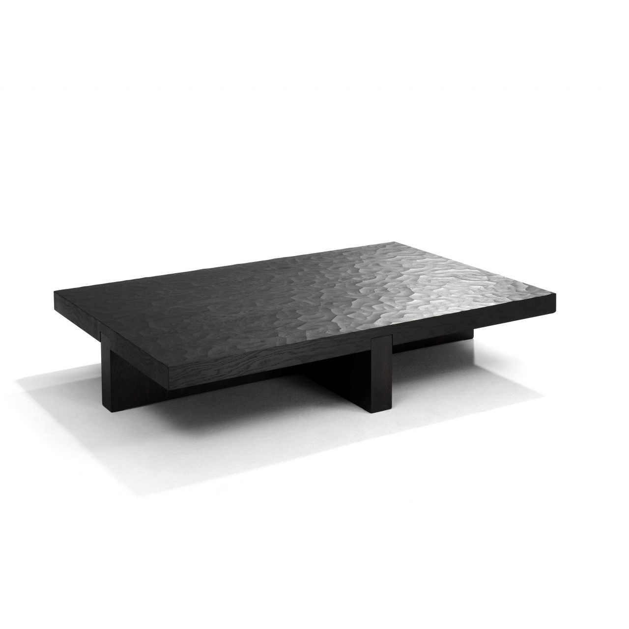 contemporary coffee table low tide