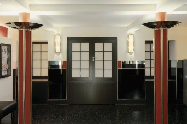 Art Deco Style Wall Lights Photo 3