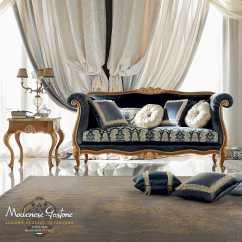 Classic Sofa Flexsteel Sofas Prices Fabric 2 Person Blue Bella Vita Modenese