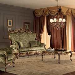Sofa Classic Rp Slipcover Corner Fabric 2 Person Villa Venezia Modenese