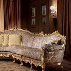 Sofa Classic Best Quality Futon Bed Corner Fabric 2 Person Villa Venezia Modenese
