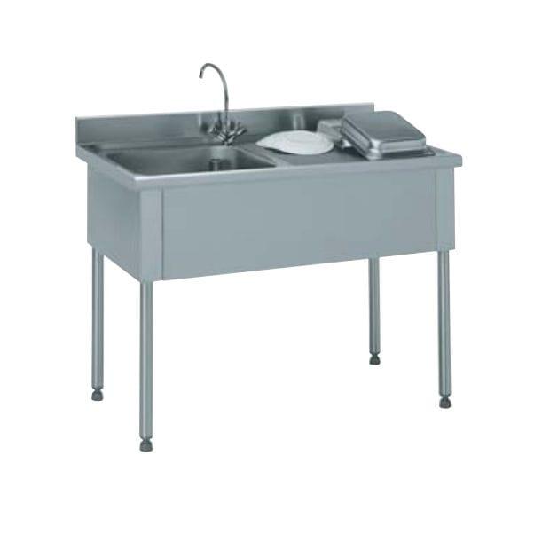 stainless steel kitchen sink cabinet