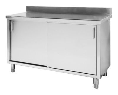stainless steel kitchen table drop in sink countertop commercial