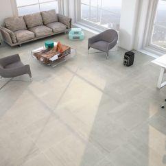 Living Room Tiles Floor Paint Colors With Brown Leather Furniture Tile Porcelain Stoneware Matte Creative Ape