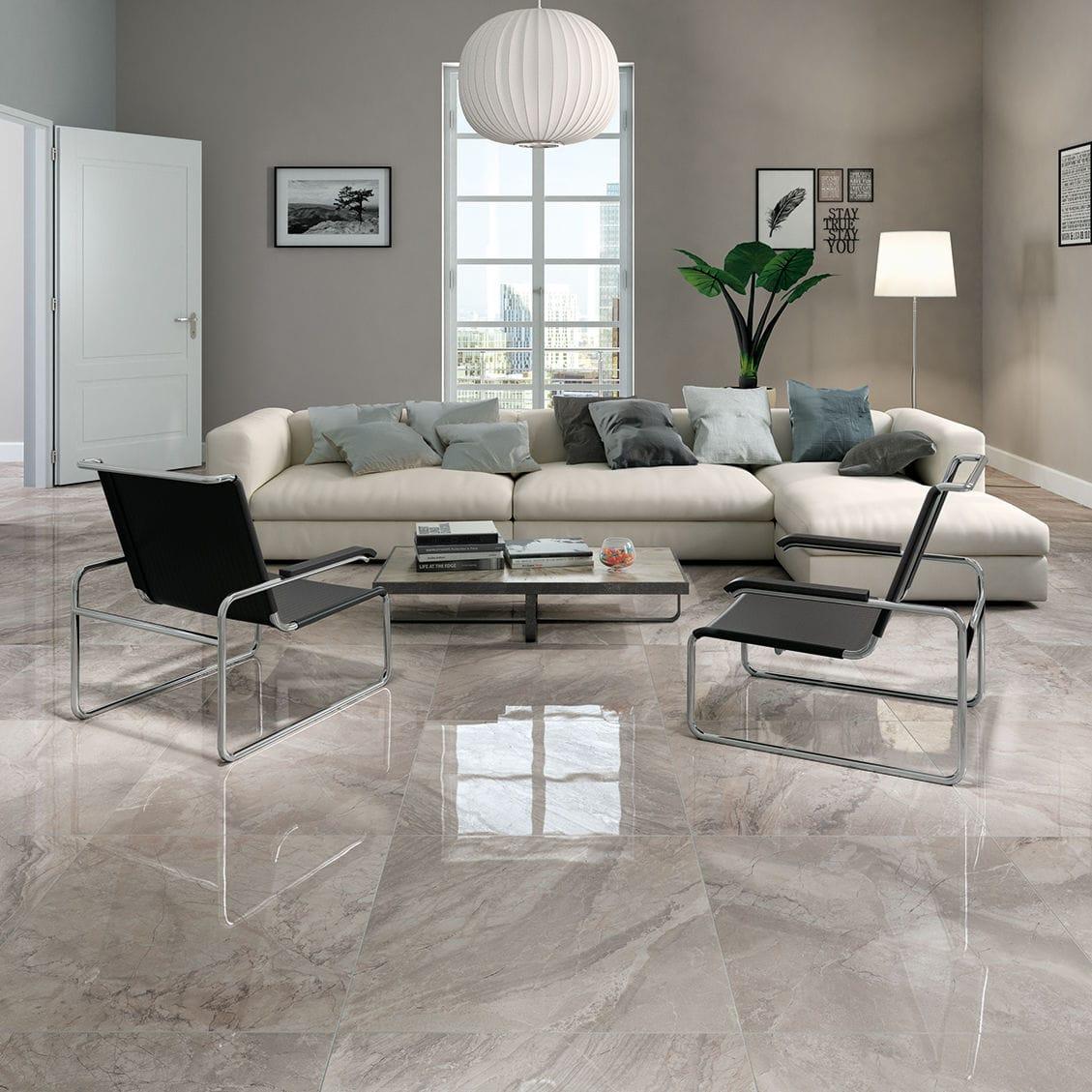 Living room tile   LUXURY   ARMONIE BY ARTECASA CER.   wall / floor / porcelain stoneware