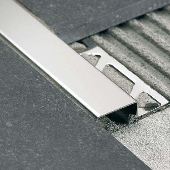 stainless steel edge trim cubetec cu